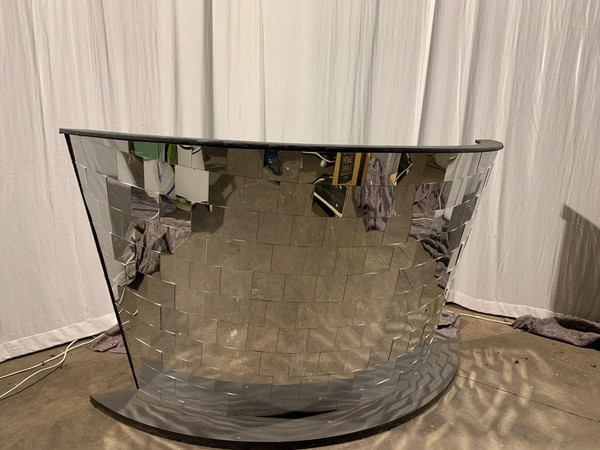 Mirror Tile DJ Booth