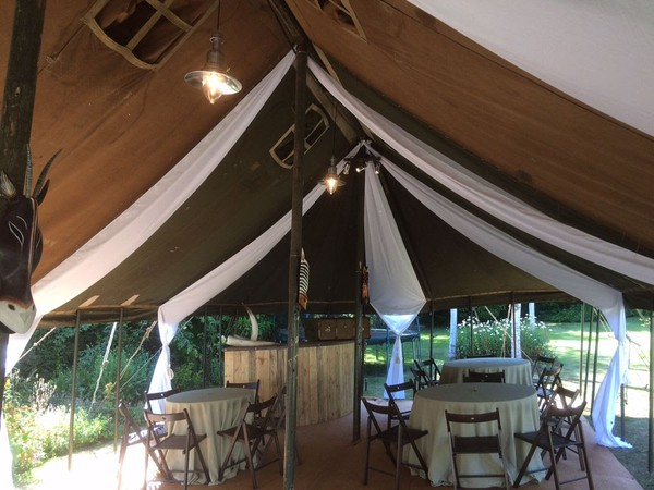 Used British Army Tents for sale