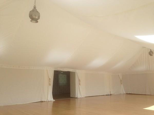 Flat White Roof Lining Leeds