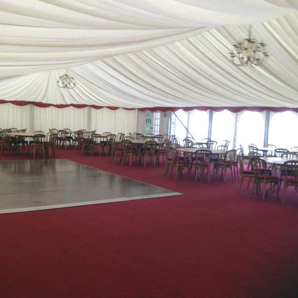 12m x 45m Roder marquee for sale