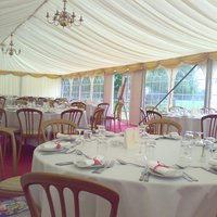 Roder wedding marquee for sale