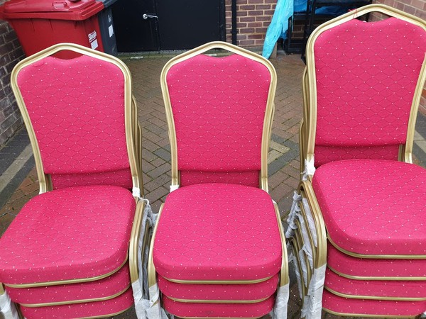 Banquet Chairs Job Lot for sale