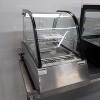 Ex Demo Infernus R-60 Heated Display Food Warmer Dry (10713)