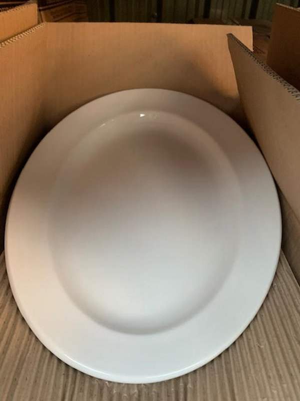 """Dudson 15"""" Plates for sale"""