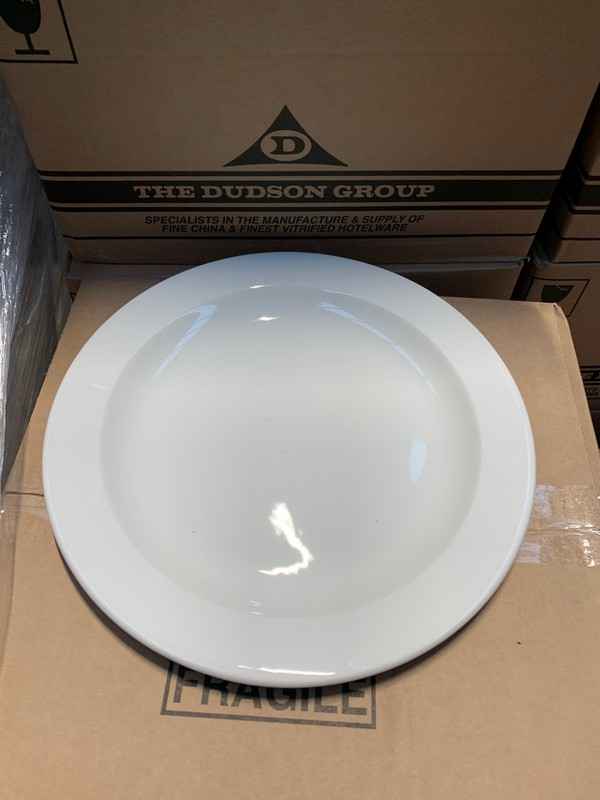"""Dudson 8"""" Dinner Plates For Sale"""