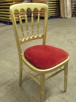 Cheltenham Gold Banqueting Chairs