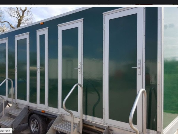 Shower trailers for sale manchester