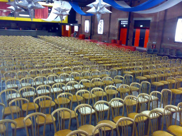 Banqueting chairs for sale