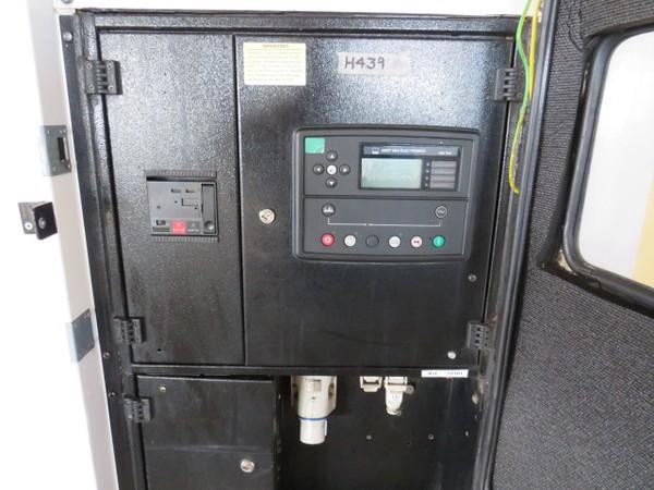Perkins Generators 100kVA
