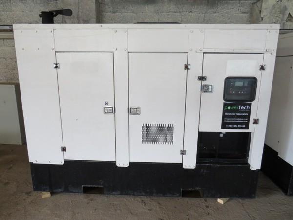 Perkins 100kVA Diesel Generators