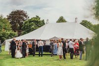 Beautiful Traditional Marquee 80 x 40 - Norwich, Norfolk
