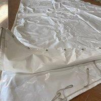 12m PVC Gable Custom Covers