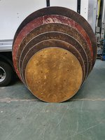 Wooden Round Tables For Sale