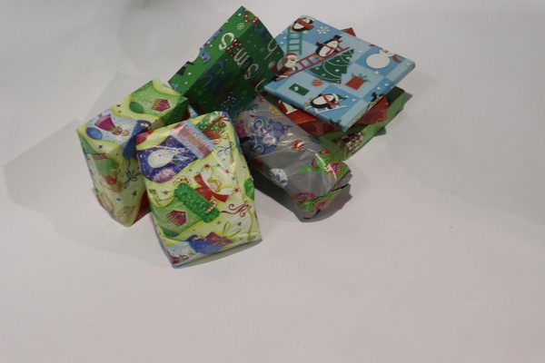 Brand New Wrapped Santa's Grotto Gifts
