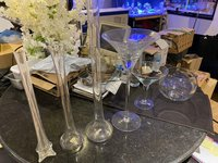 Wedding Decor Table Center Pieces