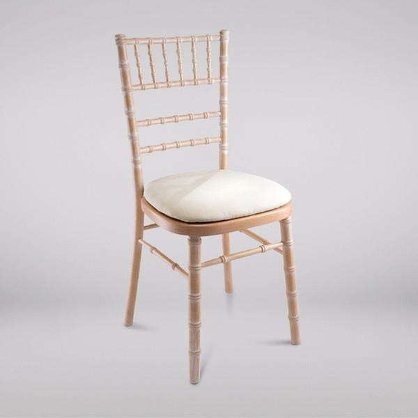 Brand New Limewash Chiavari Chairs
