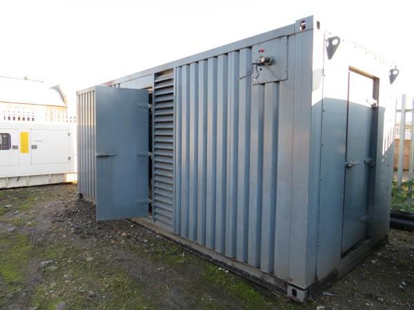 Perkins 200Kva 230/400v 50Hz 3 Phase Super Silent Generator