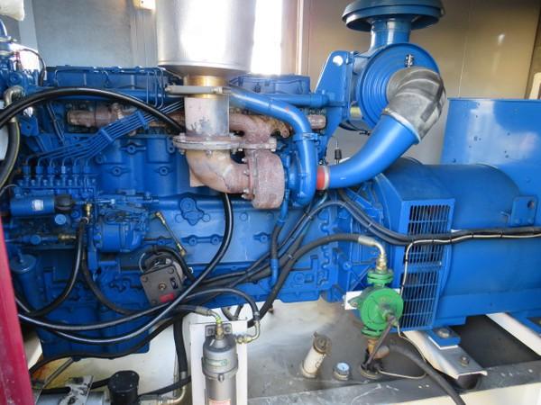 3 Phase Super Silent Generator Kent