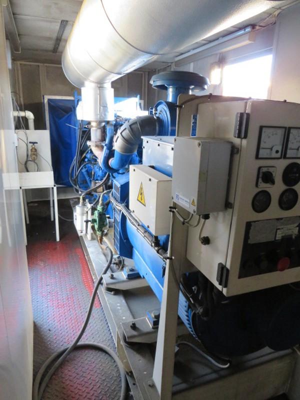 used silent diesel generators for sale
