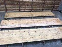 Polished Wooden Interlocking Floor Boards