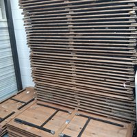 wooden trestle tables for sale