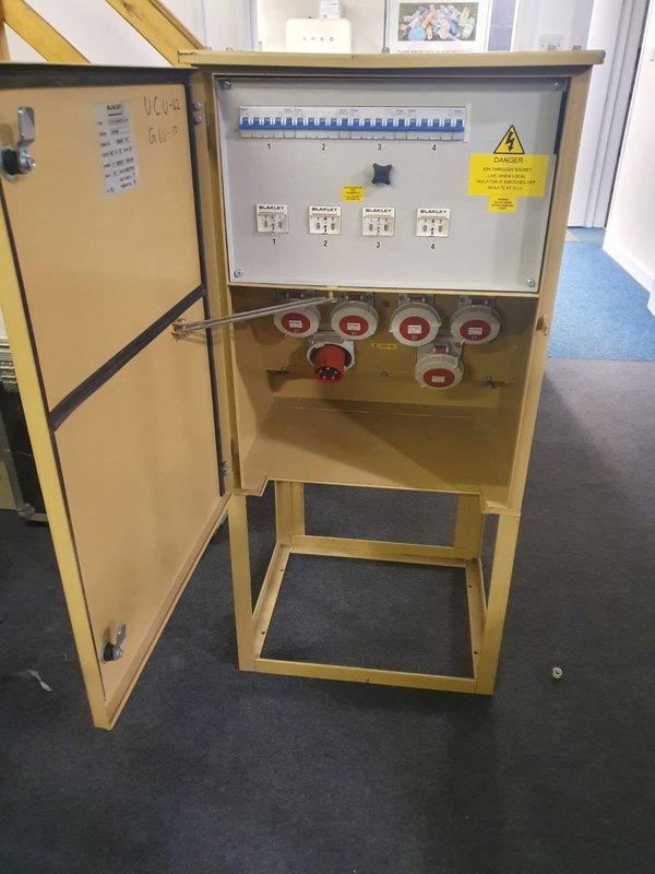 63 Amp 3 phase Distribution Unit for sale