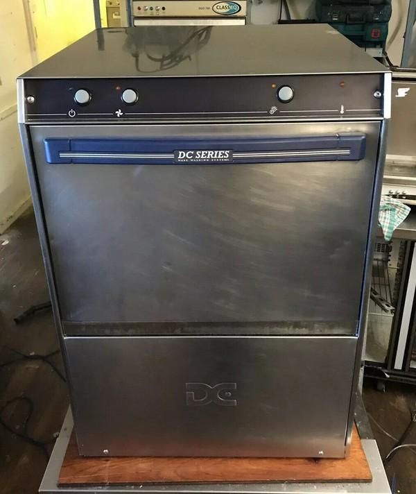 DC SXD50 D Commercial Under Counter Dishwasher