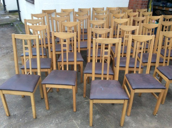 37x Dining/Restaurant/Pub Chairs (CODE DC 953)