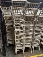 Chiavari  secondhand chairs for sale