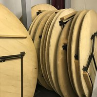 Round Banquet Tables For Sale