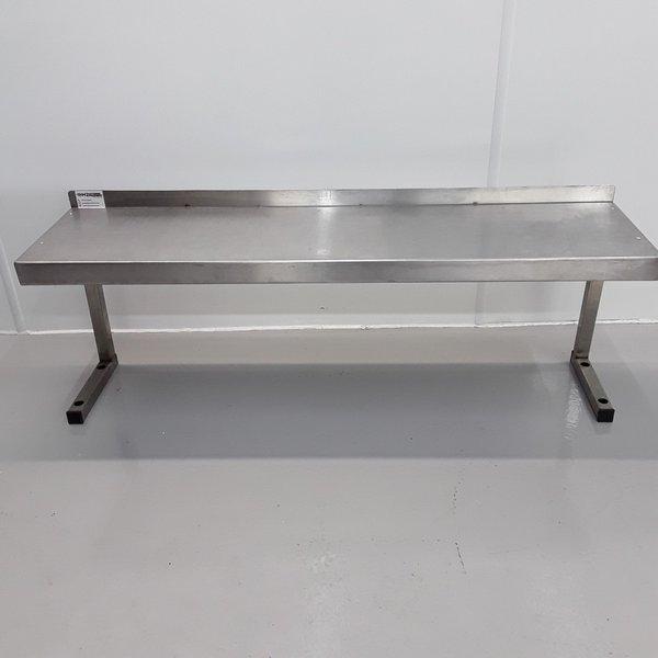 Counter top shelf