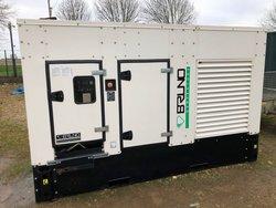 160KVA Bruno 3 Phase SUPER Silent Generator
