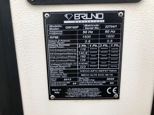 160kva Silent Generator for sale