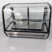 Counter top fridge display