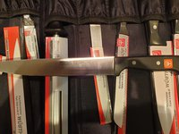 Secondhand Wusthof Gourmet Knives Set