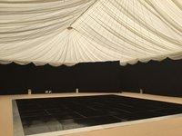 Grumpy Joe's Black Acrylic Dance Floor  24' x 30'- Ashford, Kent