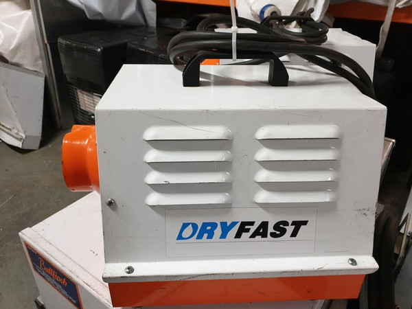 2.9kw Dry Fast Heaters
