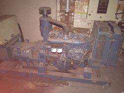 Leroy Somer 50Kva Diesel Back up Generator