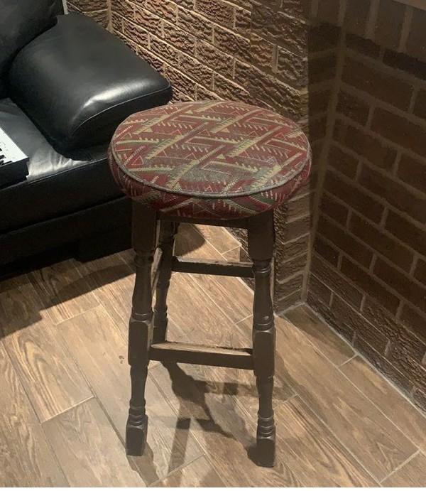 Metal framed bar stools for sale