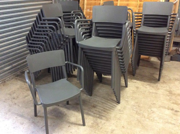 outdoor stacking chairs for sale