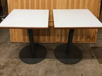 Coffee Shop square Tables for sale