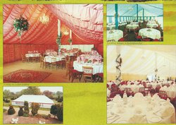 Ruched Traditional marquee linings for sale