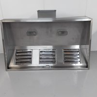 Used Stainless Extraction Hood	(10763)
