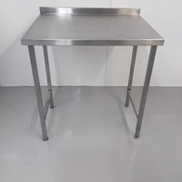 Used Stainless Steel Table (10764)