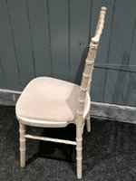 Limewash Chivari Banquet Chairs