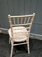 Limewash Chivari Banqueting Chairs