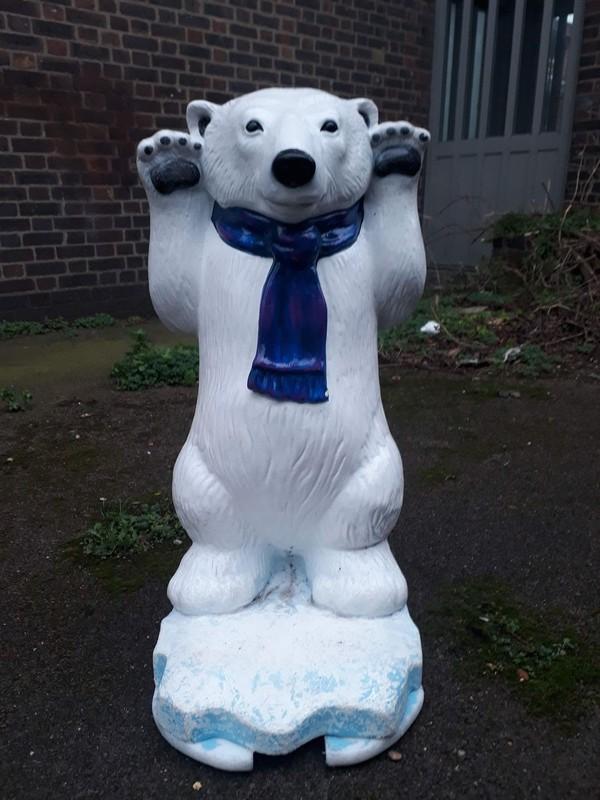 Used Polar Bear Skate Aid