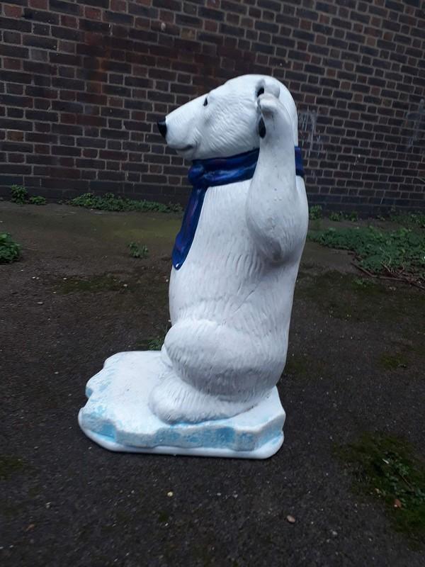 Used Polar Bear Skating Aids
