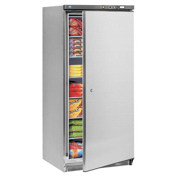 Brand New Iarp A500NS Stainless Single Upright Freezer.