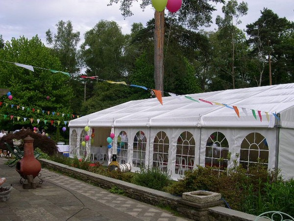 Buy Marquee Hire Company For Sale